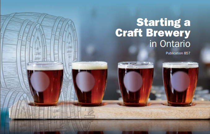 craft bewry in ontario